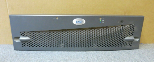 Dell EMC 100-561-044 CX3 Storage Array Grey Front Bezel Faceplate Cover No Key